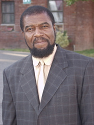 Elder Albert Hutchinson