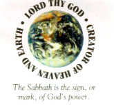 The Sabbath is the Seal of God