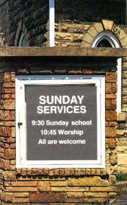 Sunday as a day of worship has no scriptural authority